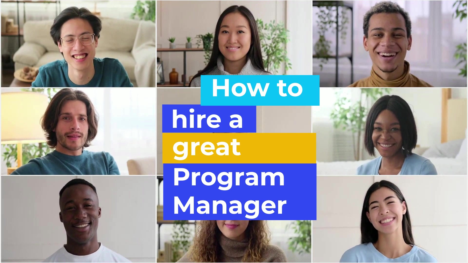 Quick Hiring Tips to Hire A Program Manager