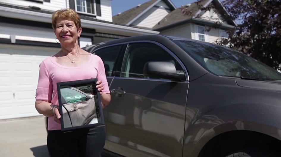 Jamais deux sans trois : comment nous avons aidé Jeanette à reprendre le volant