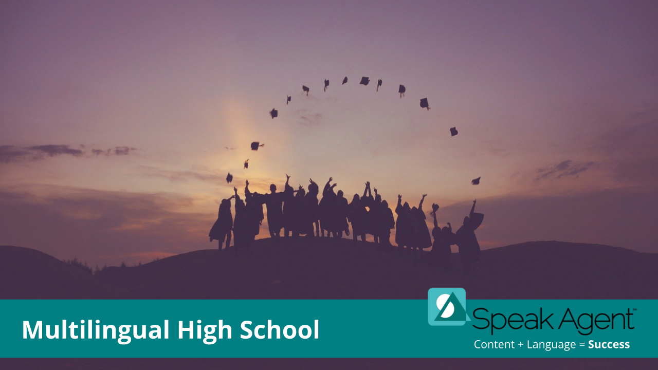 Multilingual-High-School-Video-Brochure
