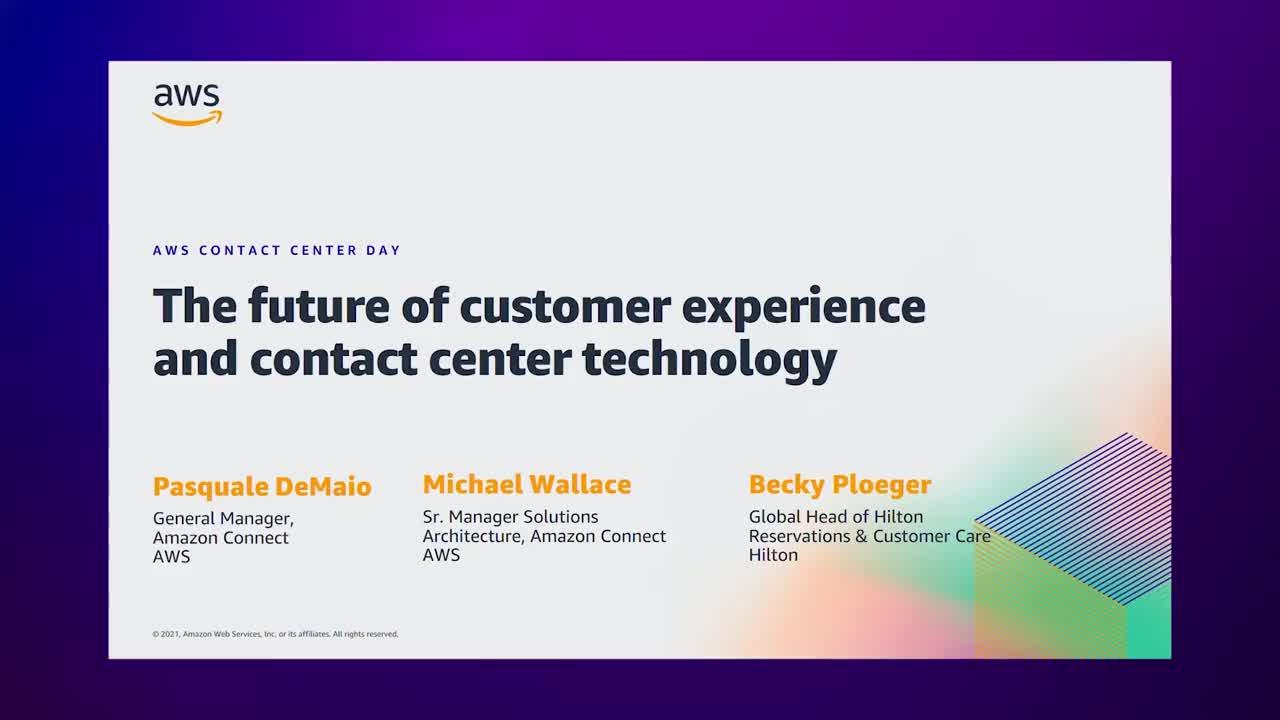 (字幕)J_Transform your contact center customer experience - Pasquale DeMaio_Mike Wallace_Becky Ploeger