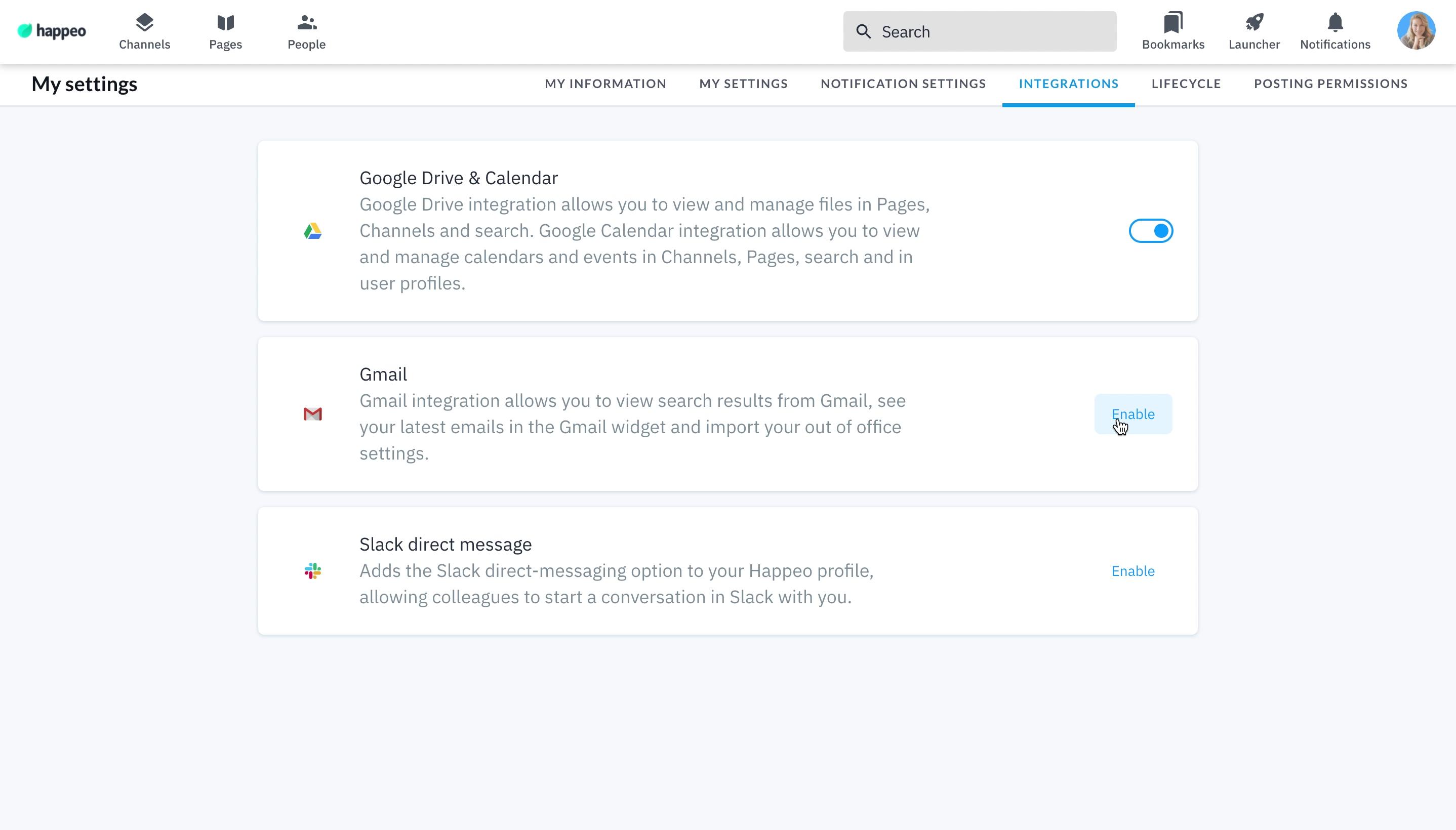 Gmail Integration 1