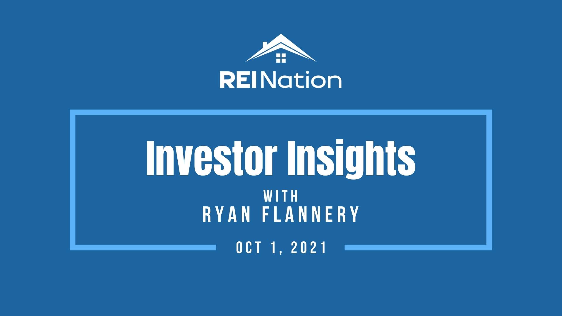 Investor Insights - OCT 1 21