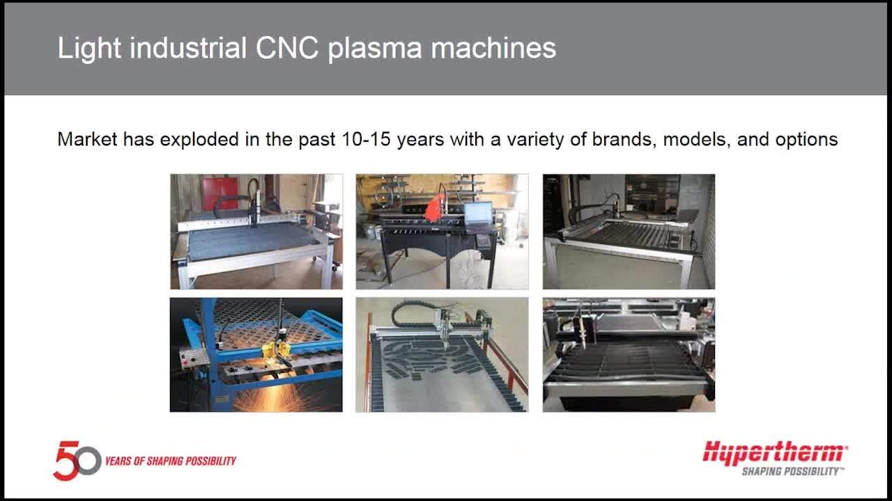 What to consider when purchasing a light industrial CNC table