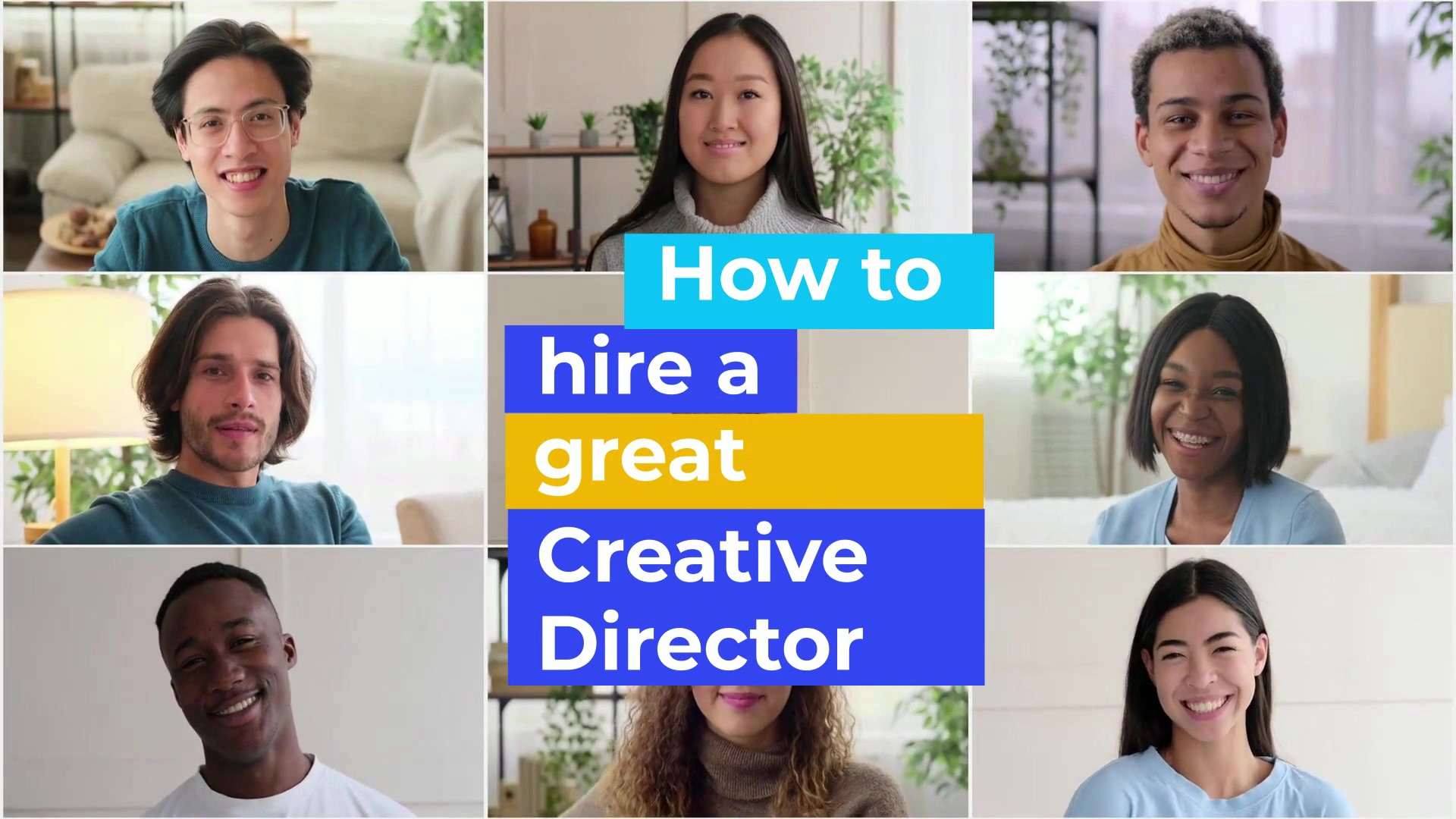 Quick Hiring Tips to Hire A Creative Director