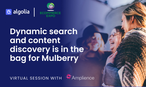 """illustration for: 'Dynamic search and content discovery is in the bag for Mulberry'"""""""