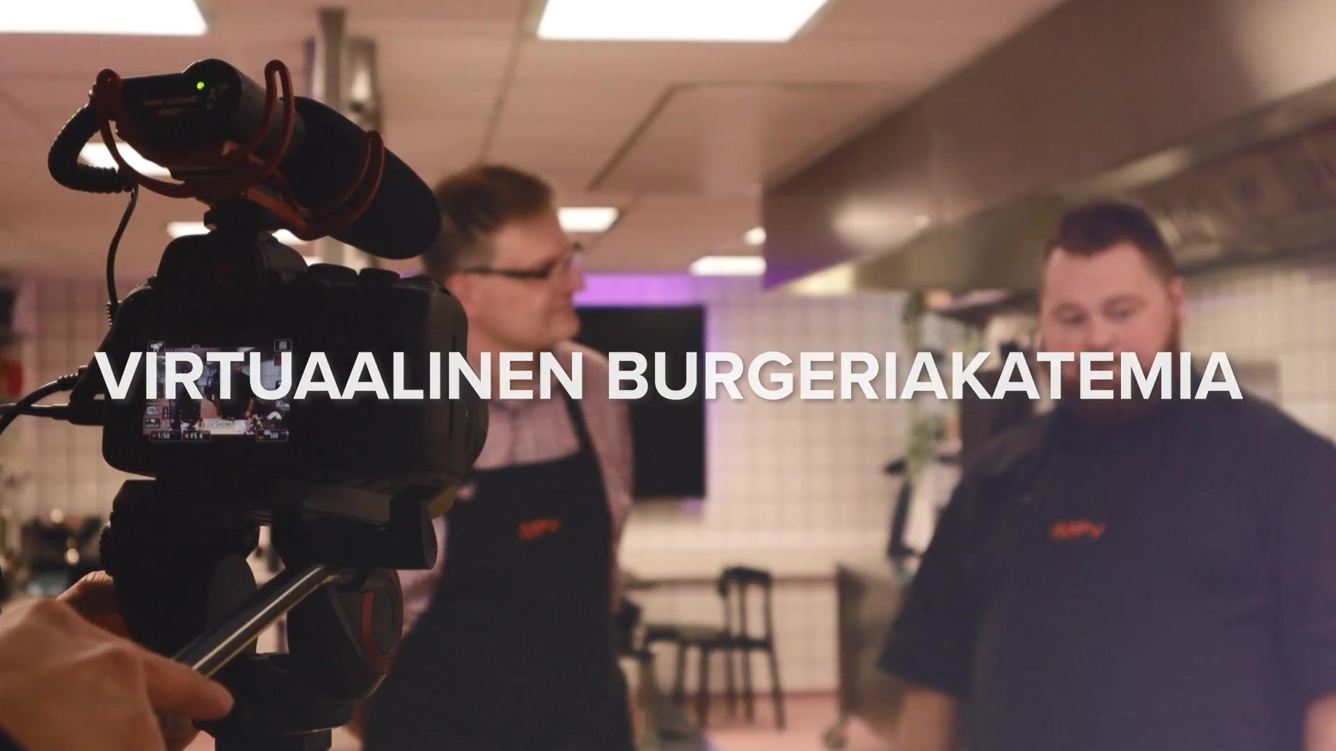 Virtuaalinen Burgeriakatemia_BTS_video