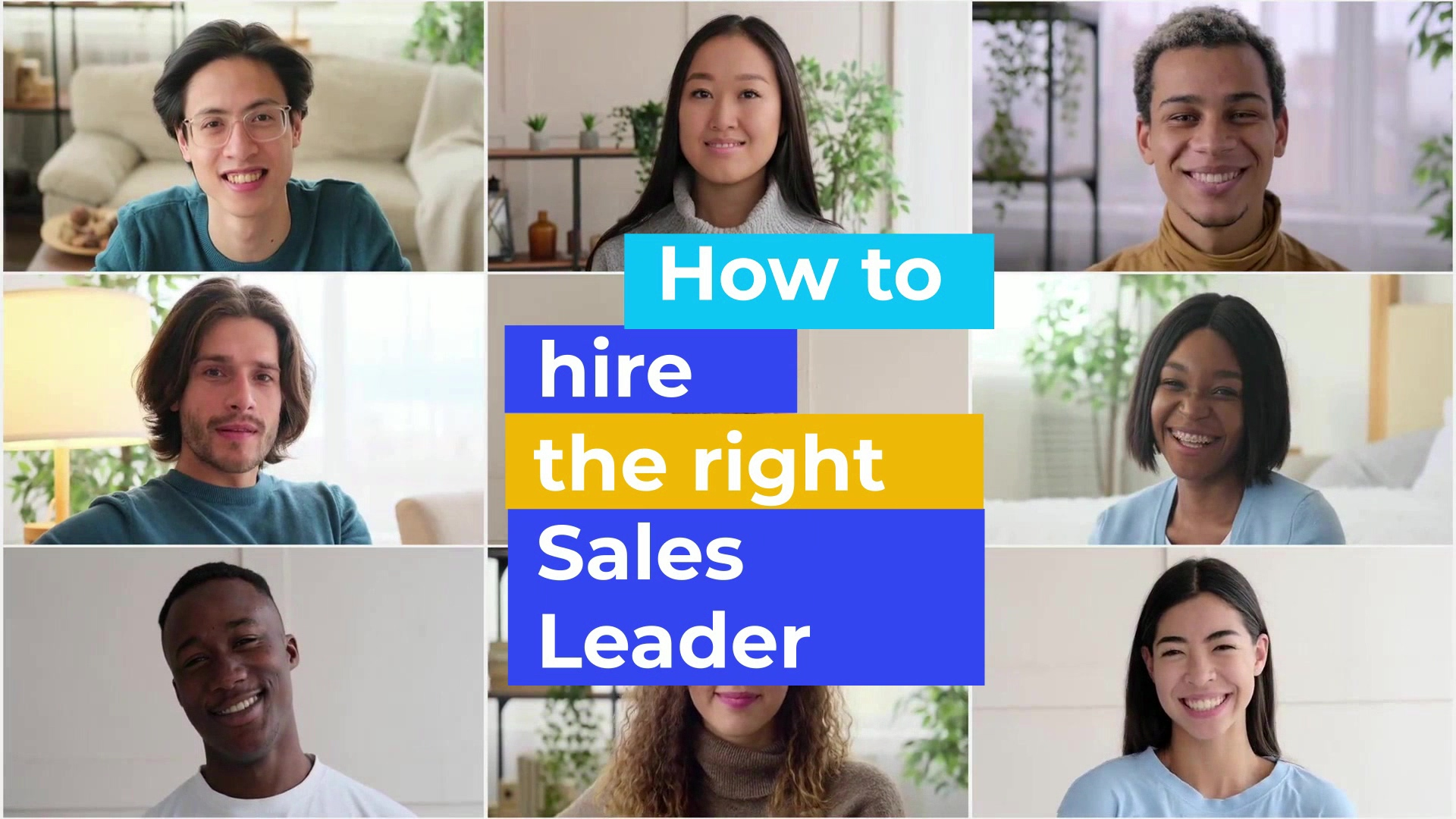 Quick Hiring Tips to Hire A Sales Leader