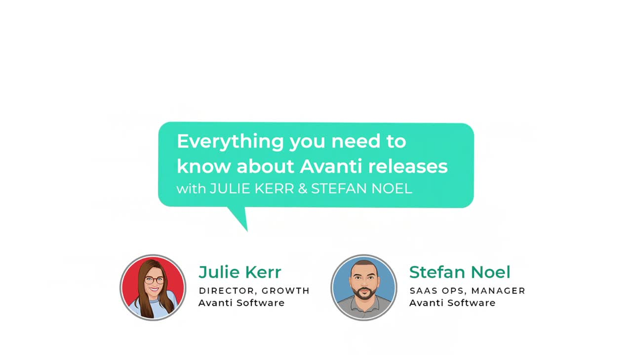 Office Hours with Avanti S1E9: Everything you need to know about Avanti releases