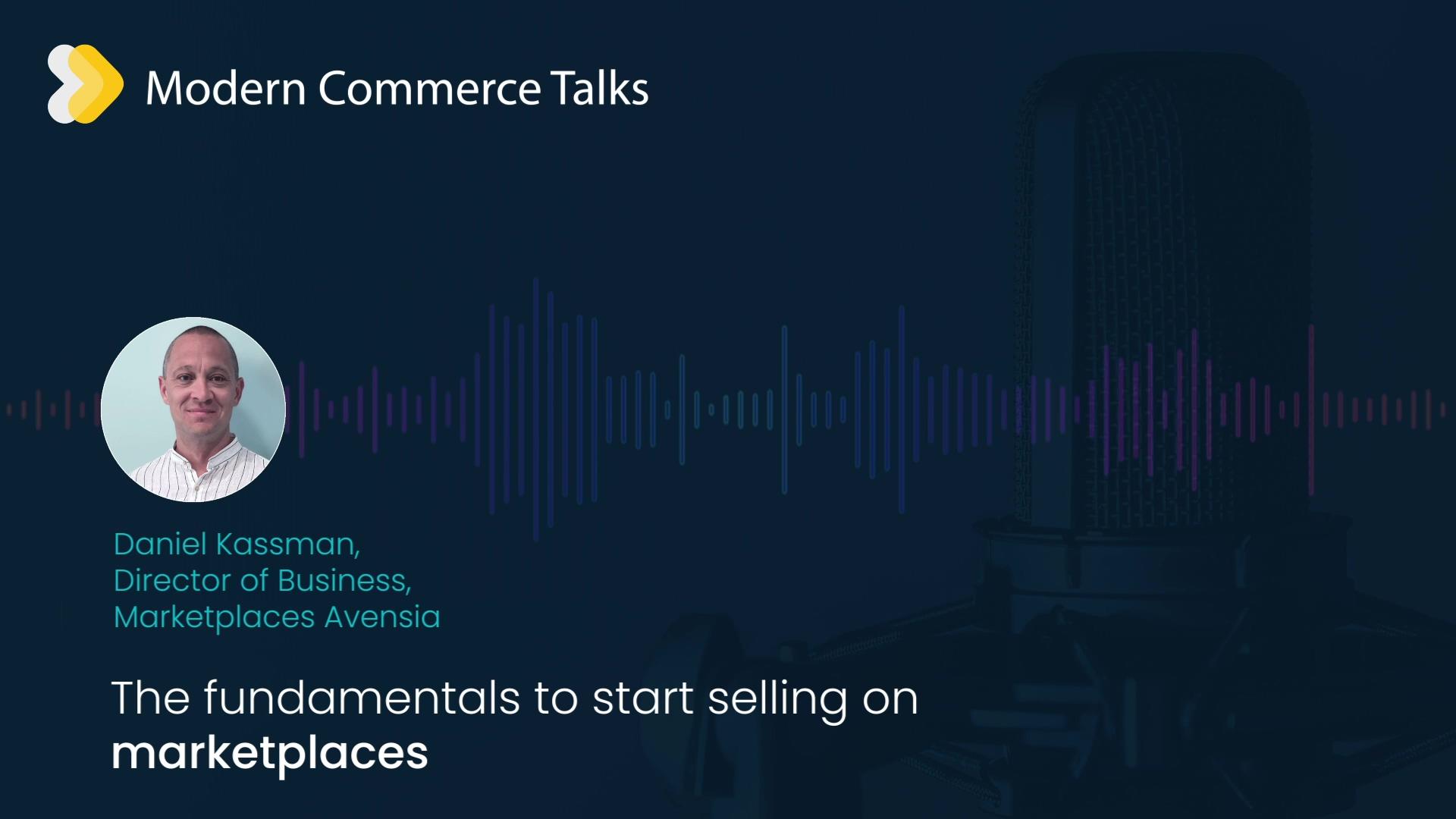 Modern Commerce Talks - Fundamentals for marketplaces - CTA