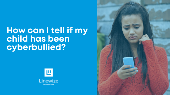 Cyberbullying, what are the signs?