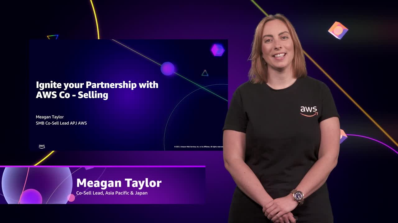 ANZ-Partner-Summit-CP-Ignite your Partnership with AWS Co-Selling