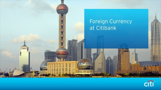 Citibank australia forex rates