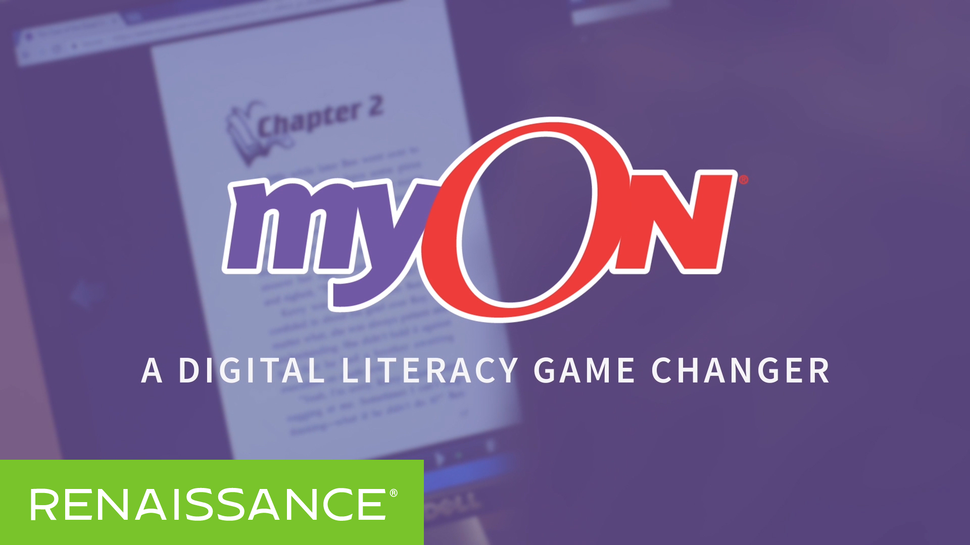 myON® by Renaissance® - A Literacy Game Changer