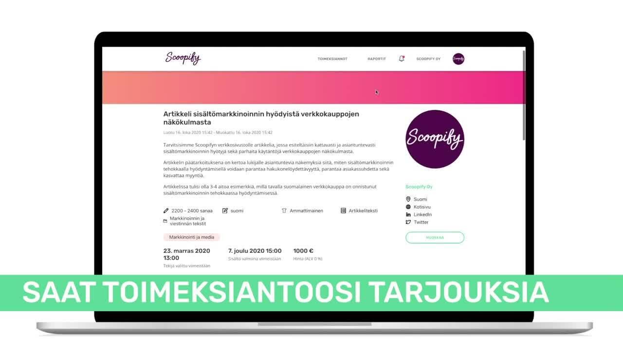 Scoopify-DEMO-PE2310