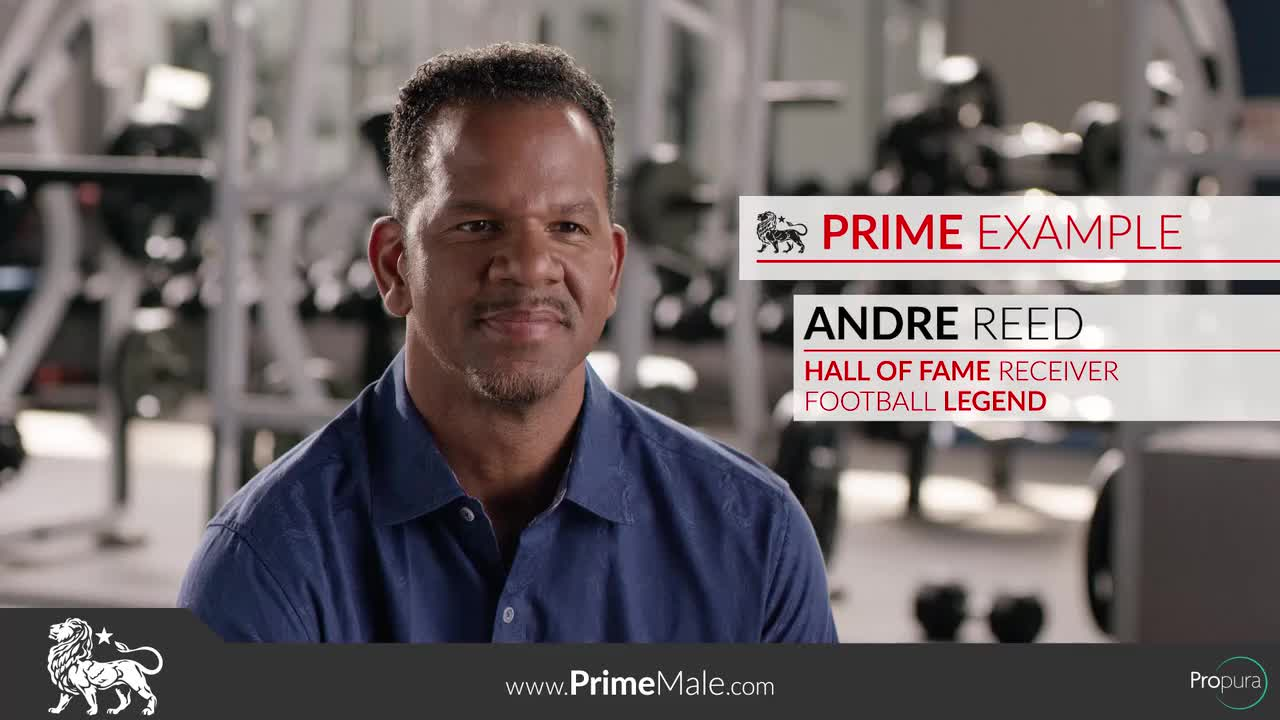 Prime Male - Andre Reed Interview