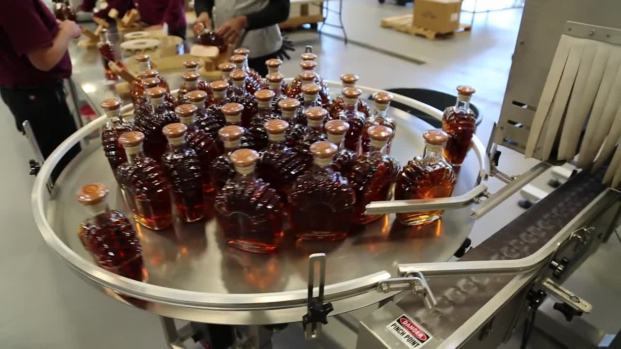 Campari Centralizes Bourbon Production Operations With New Highly Automated Bottling and Pro