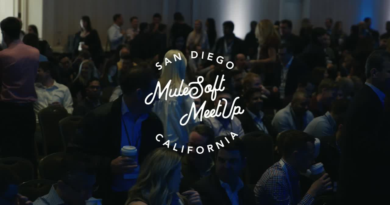 MuleSoft meetup 2018