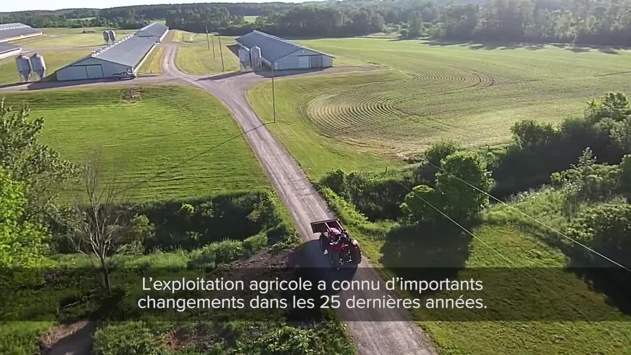 À votre service – comment nous minimisons les risques en assurance des exploitations agricoles