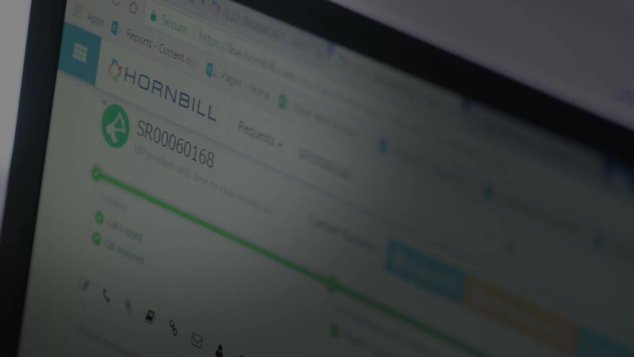 Hornbill Testimonial - Vinci - Darren Rose (Hornbill for IT) (FINAL)