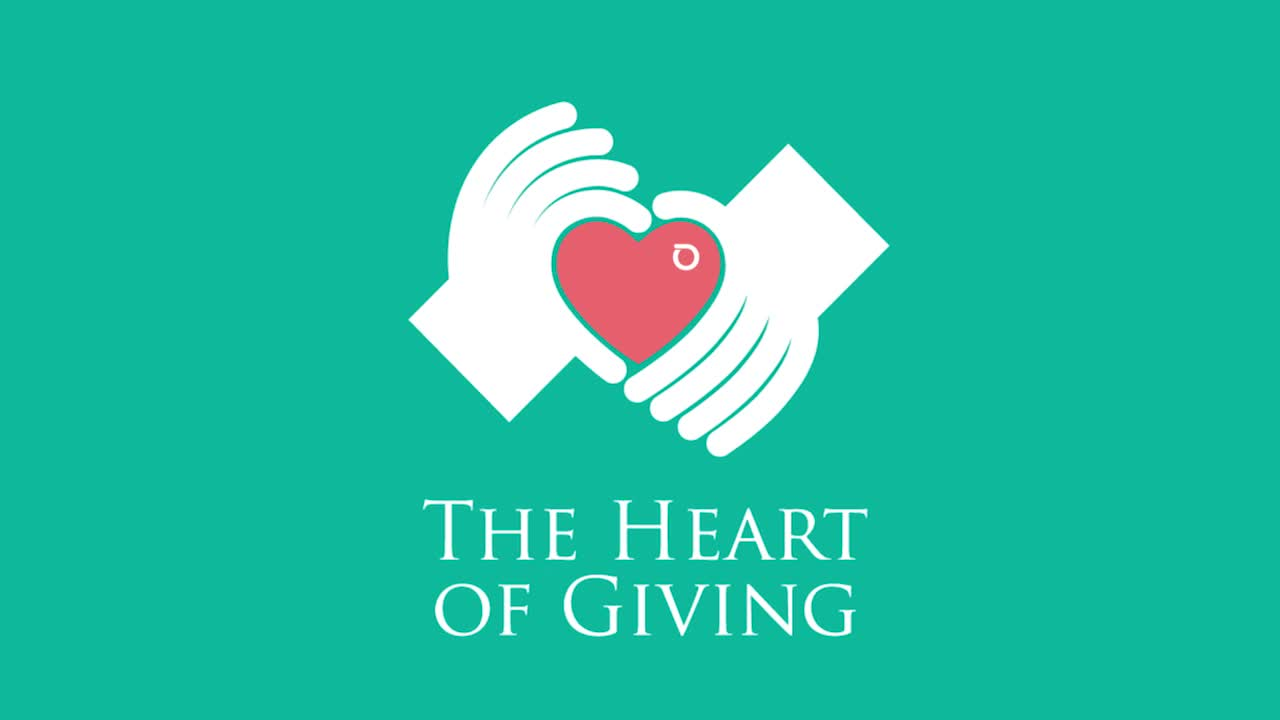 NETSCOUT's Heart of Giving Program - Get Involved Today