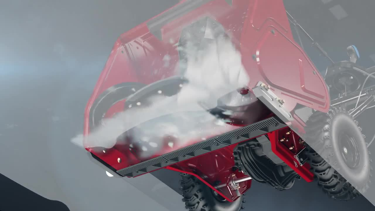 Revolutionary SnowMaster Snowblower from Toro - THD