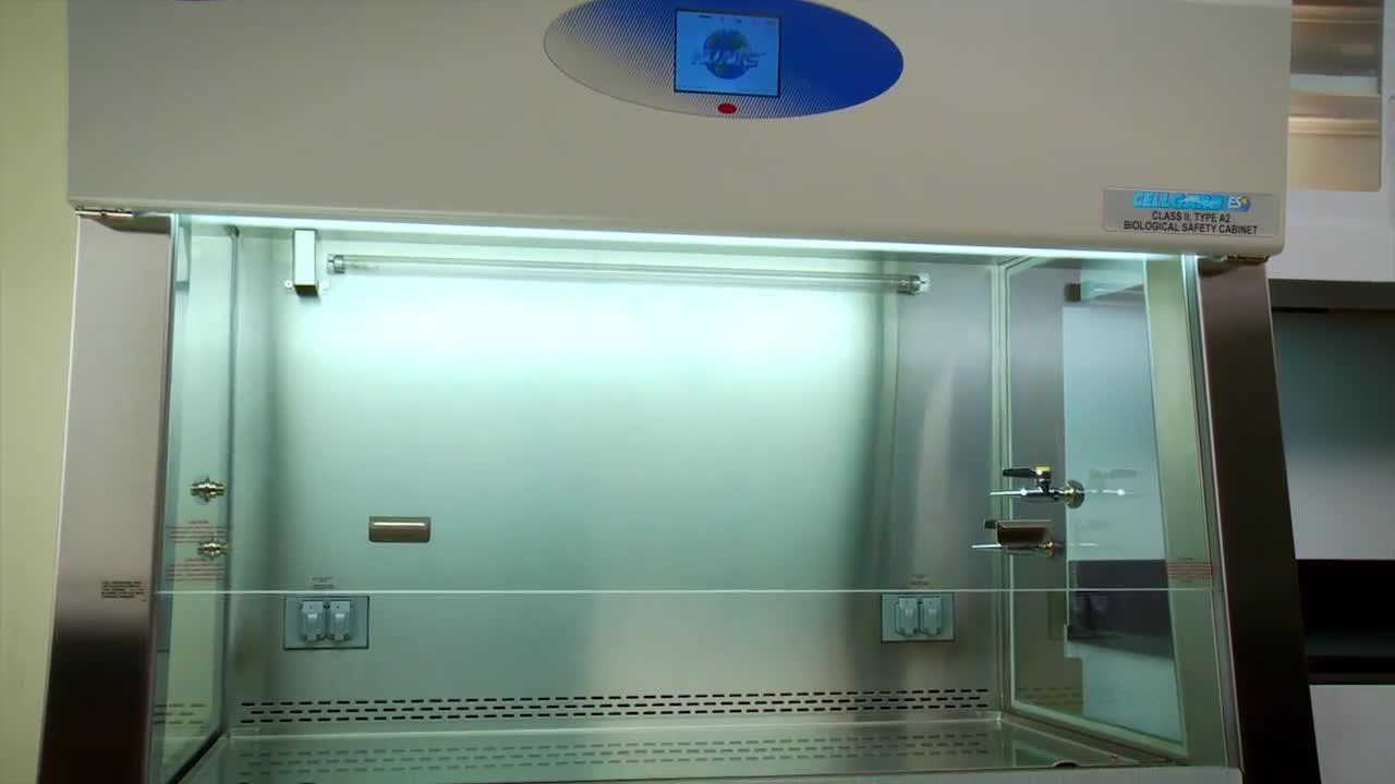 Nuaire Biosafety Cabinet Uv Light Cabinets Matttroy