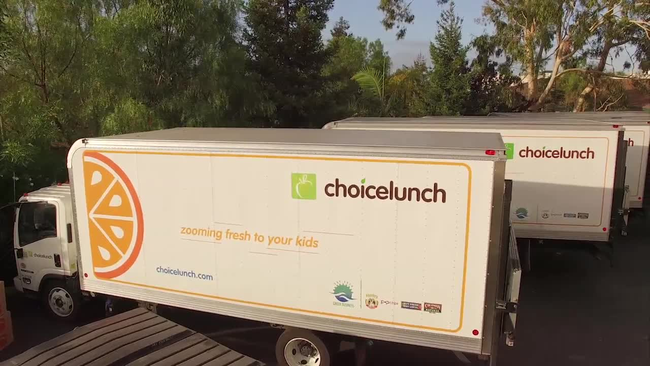 Choicelunch Customer Video
