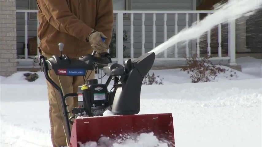 Toro Power Max Compact Two-Stage Snowblower