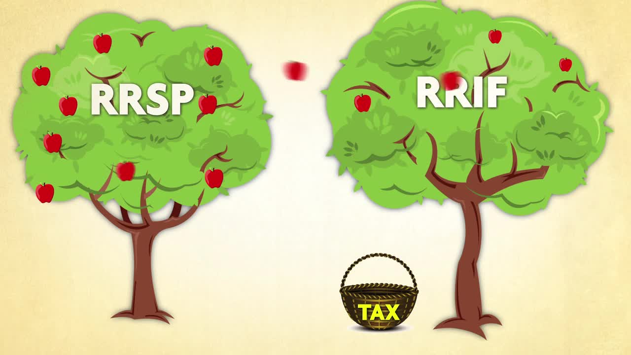 Simply put: What are RRIFs?