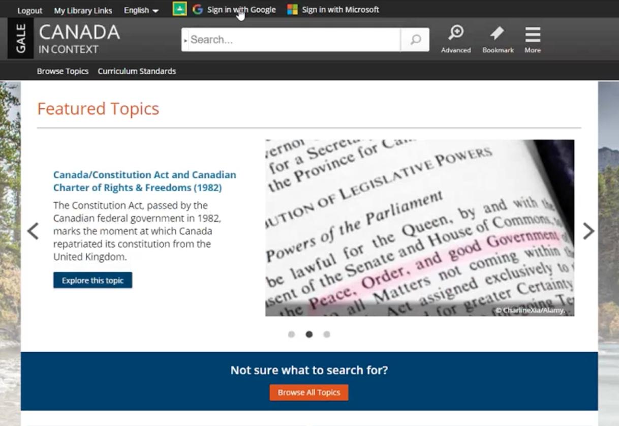 Canada In Context Webinar Thumbnail