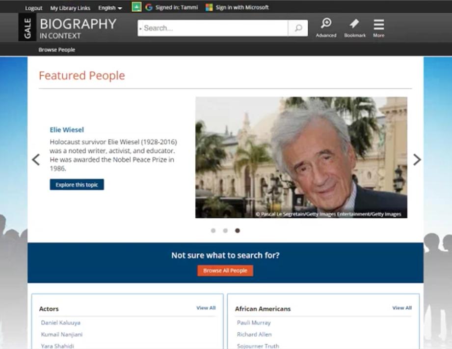 Biography In Context Webinar Thumbnail