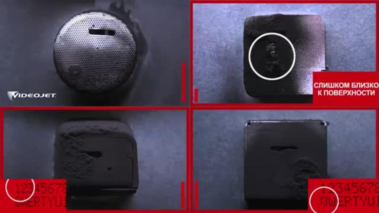 инструкция апликатора этикеток вижеоджет 210