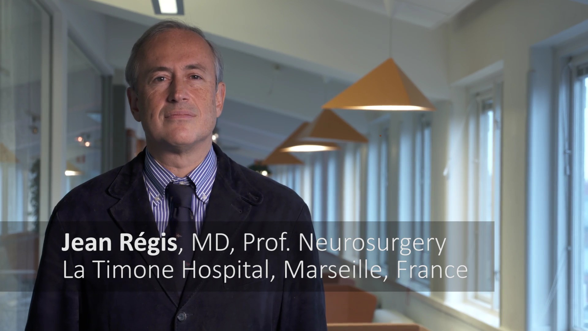 Cranial SRS with Icon - Jean Regis