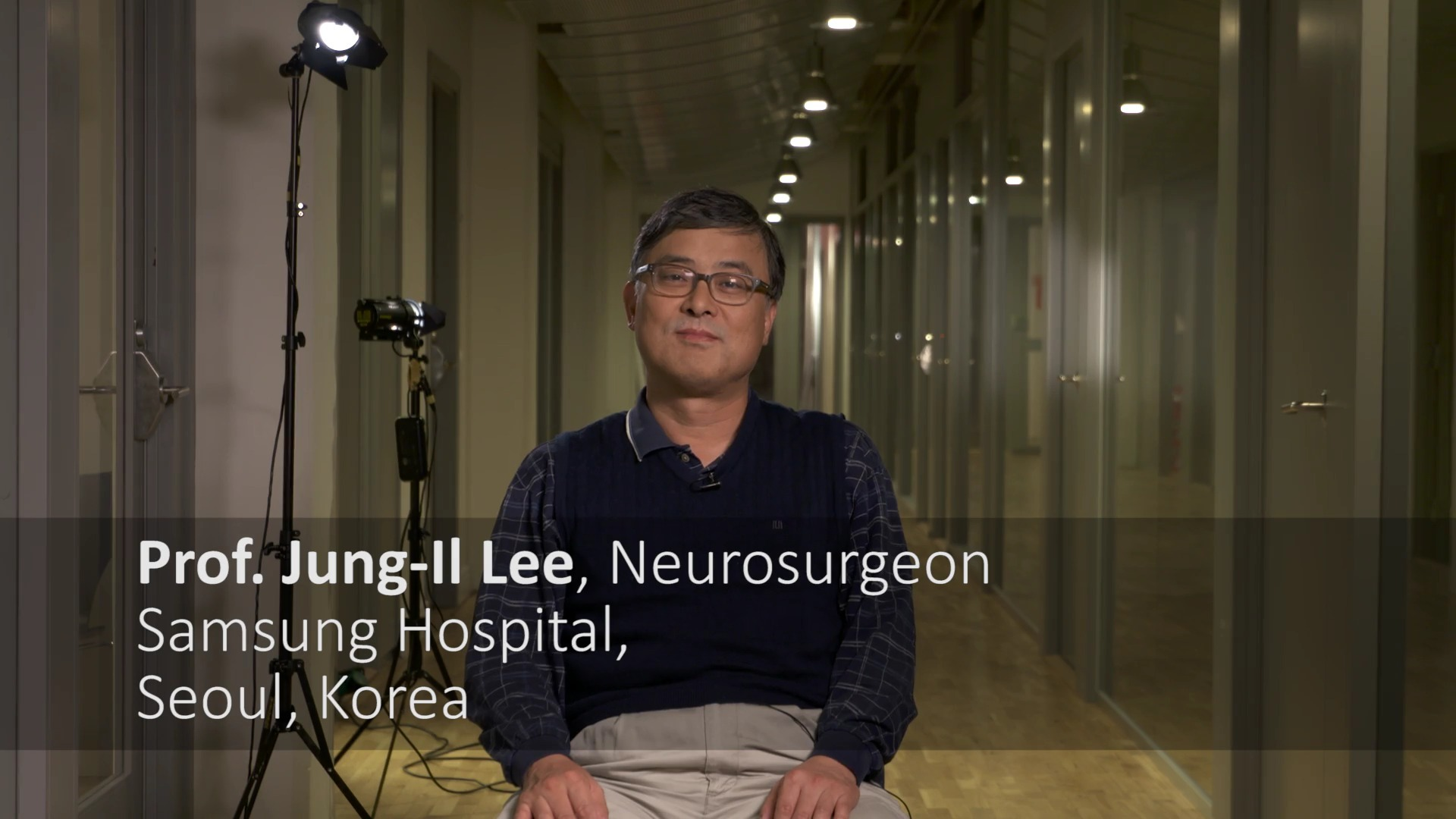 Cranial SRS with Icon - Jung-Il Lee