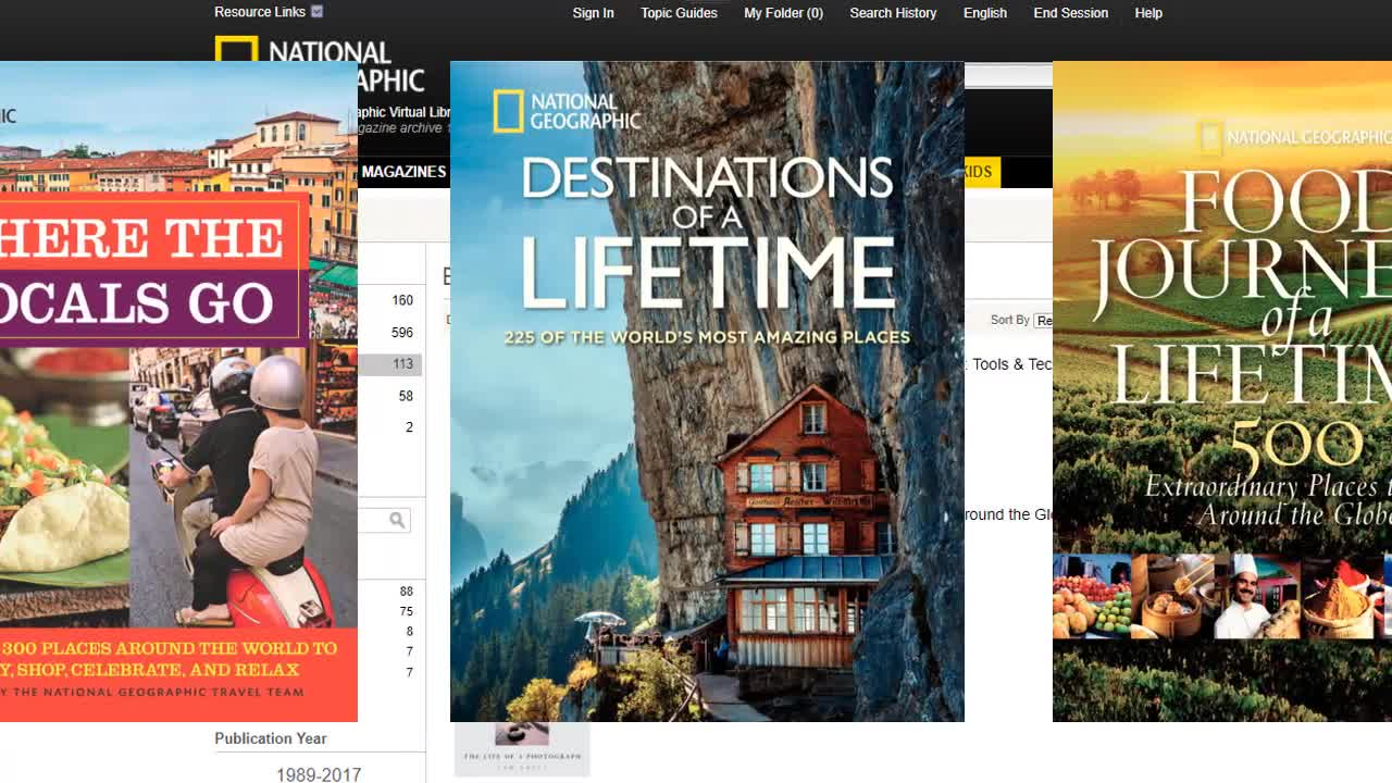 National Geographic: People, Animals, and the World - Plan Your Next Adventure Thumbnail