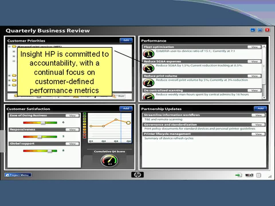 HP Insight MPS - Healthcare Reform