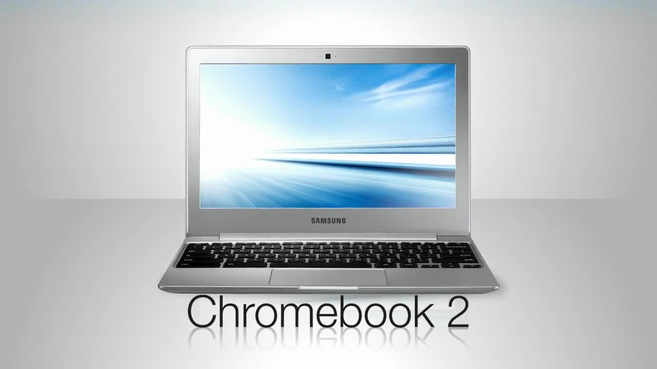 Intel Samsung Chromebooks 2