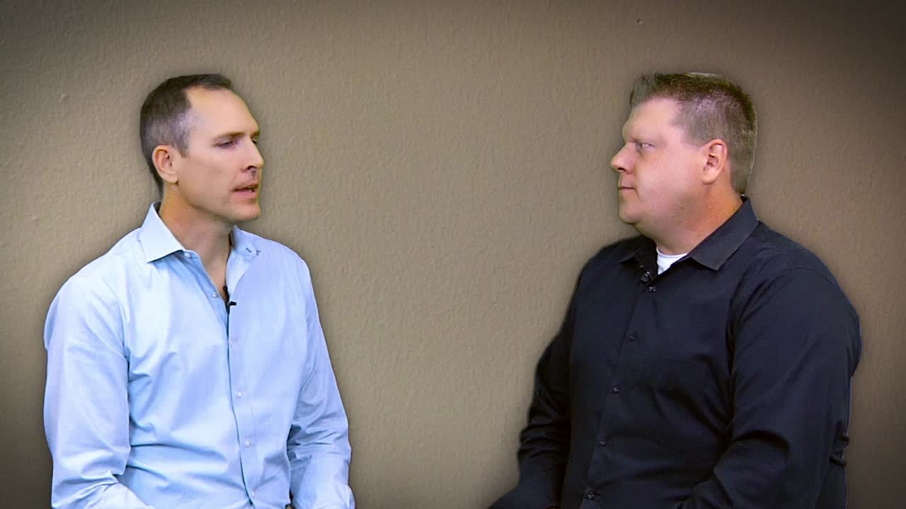 IT Peer 2 Peer: Brian Gatke and David Hostetler