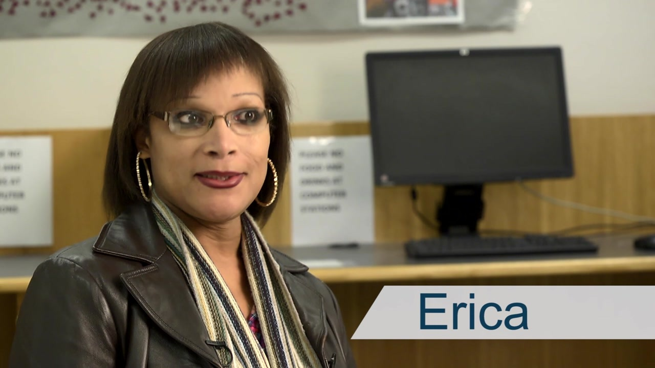 Having Everything in One Place Does Matter, Says Erica