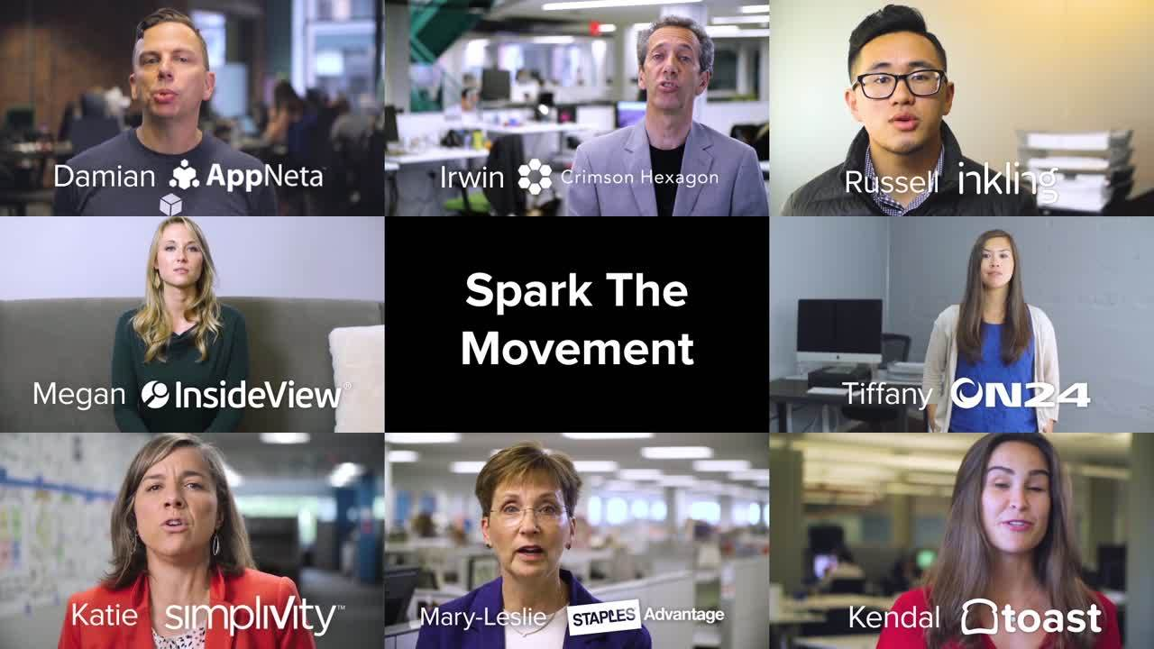 A Movement Video to Get Behind