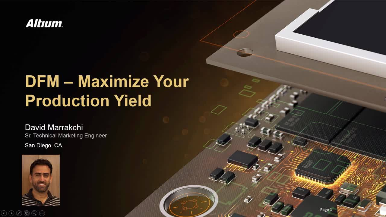 Altium Designer 19 Best Pcb Design Software For Engineers Circuit Selling Product Free Watch Video