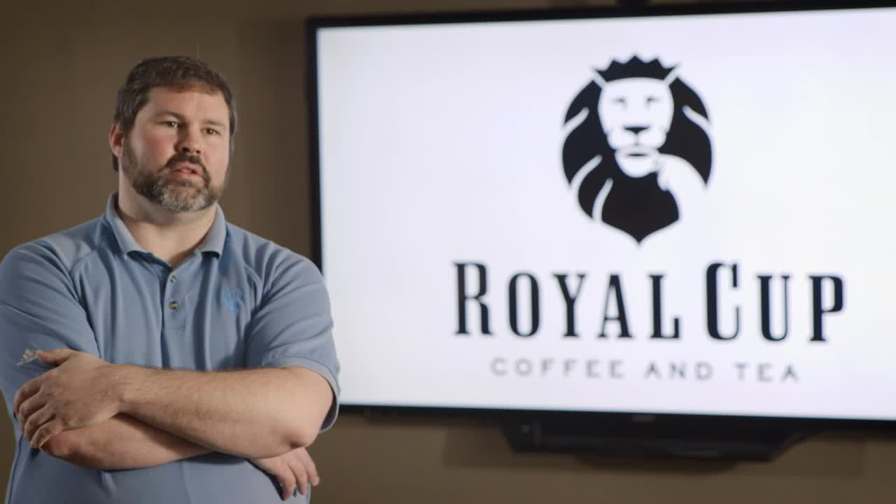 Royal Cup Fuels Innovation with Sharp