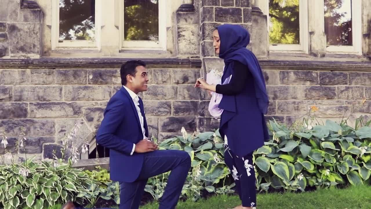 Omar & Saira | The Proposal
