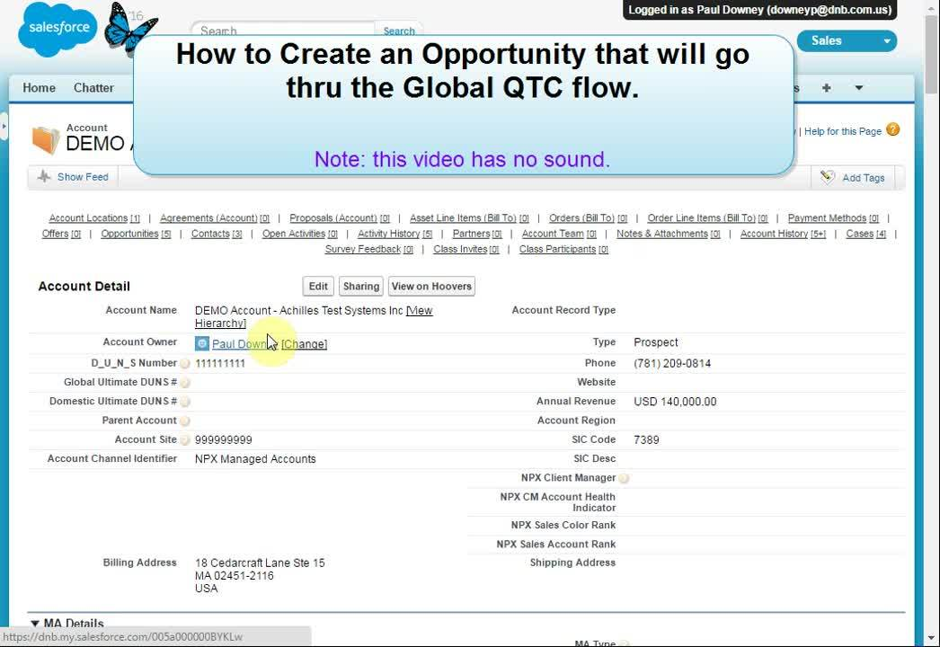 IIG 8907 - NPX Opportunity creation path