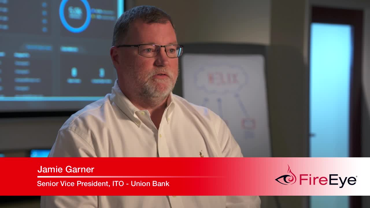 Union Bank leveraged FireEye to gain a best of breed security solution