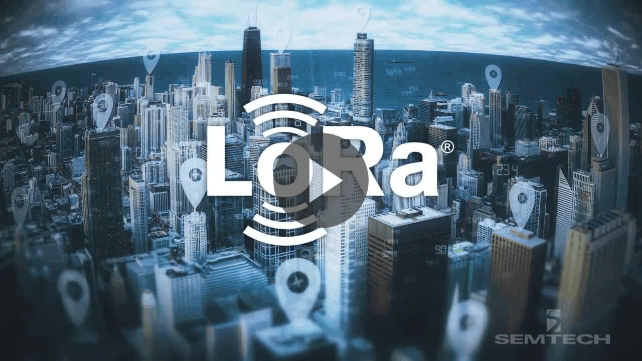 What is LoRa? | Semtech LoRa Technology | Semtech