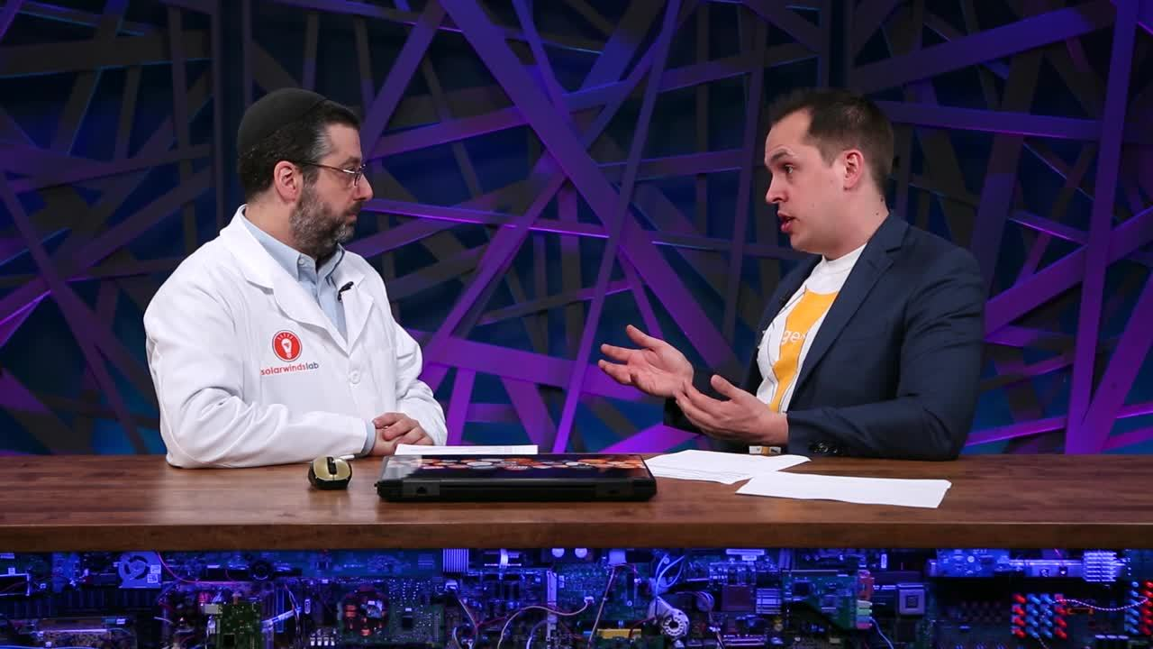 Virtually Unlimited Networks with GNS3 - SolarWinds Lab #43