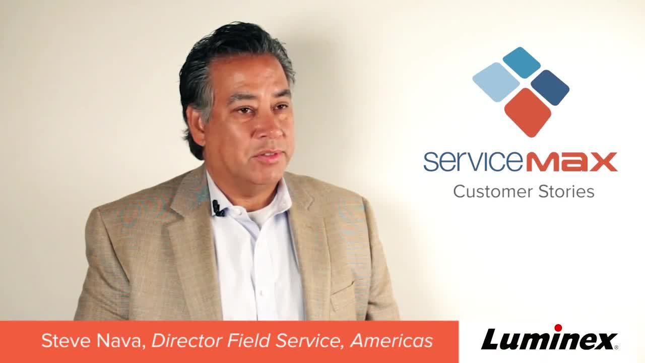 Luminex_ ServiceMax Customer Video