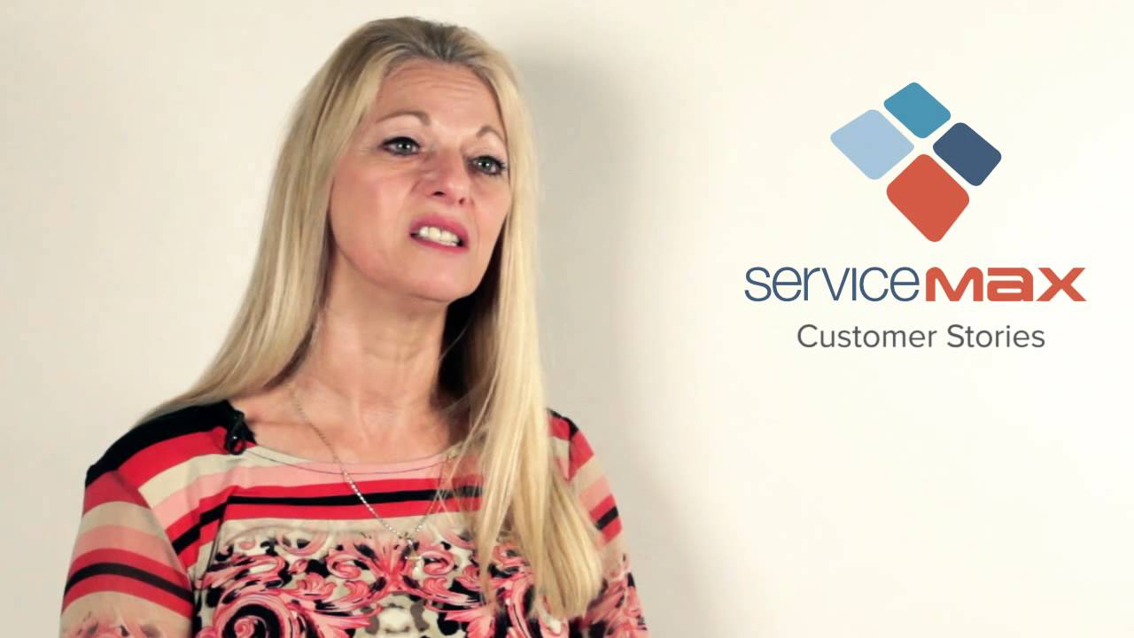 Mindray: ServiceMax Customer Video