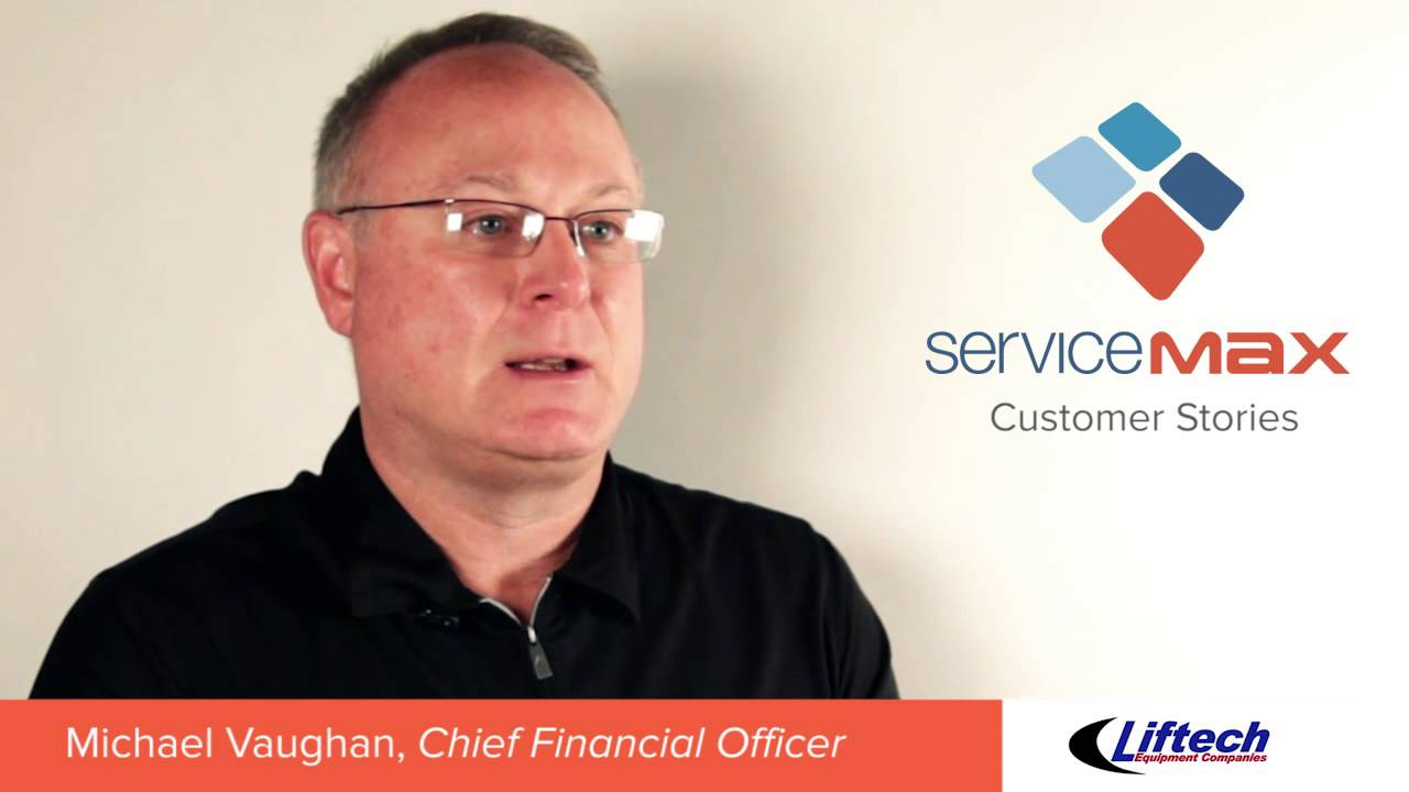 Liftech: ServiceMax Customer Video